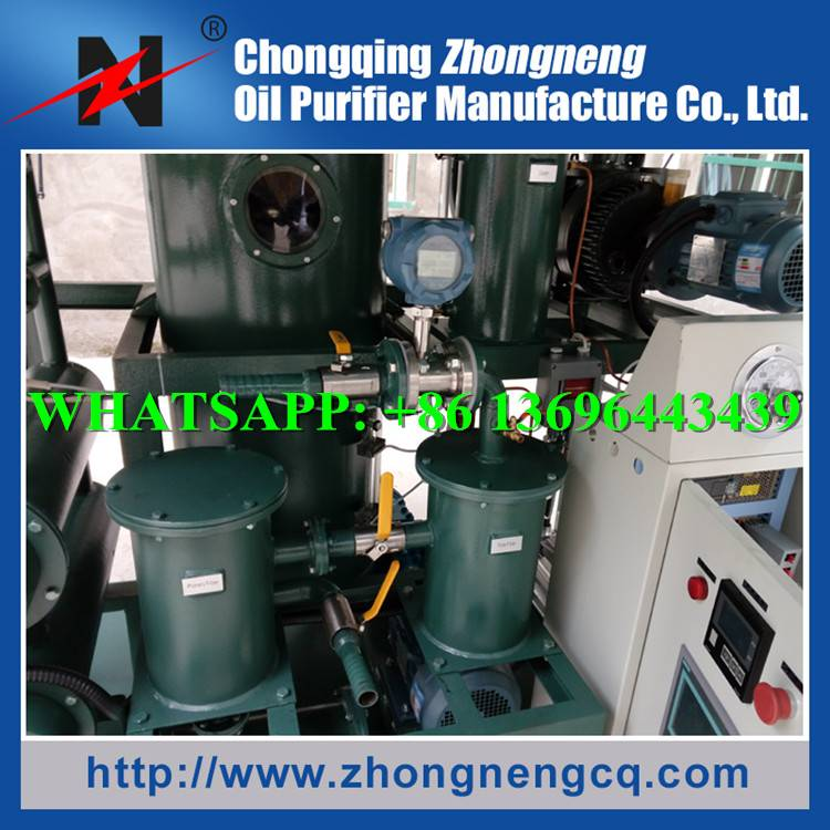 Insulating Oil Filtering Plant, Dielectric Oil Filter Machine
