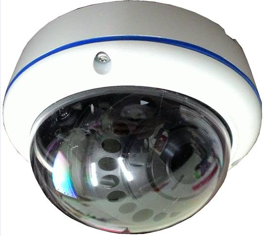 Vandal-proof Dome Camera (SSV-TVI-810S22V12)