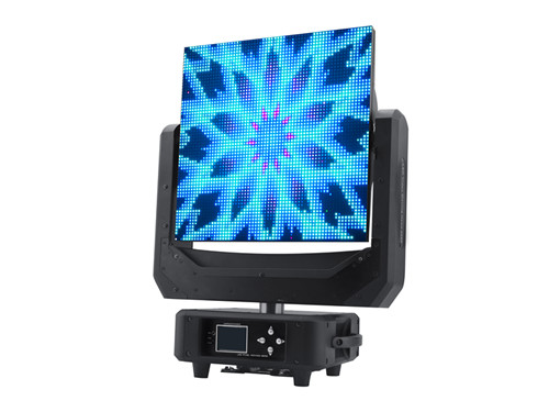 Guangzhou CE certification led pixel video moving head/ led panel