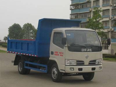 Dongfeng Self-dumping Garbage Truck