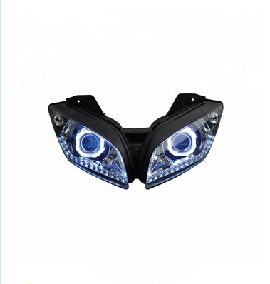 High Performance R15 Motorcycle HID LED Headlight