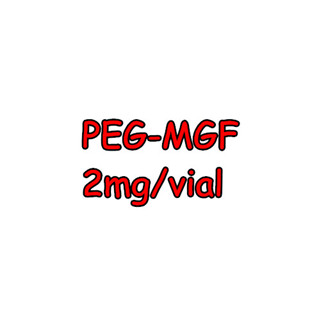 PEG-MGF, CAS946870-92-4,High Quality PEG-MGF,2mg/vial,PEG-MGF with Low Price on sale