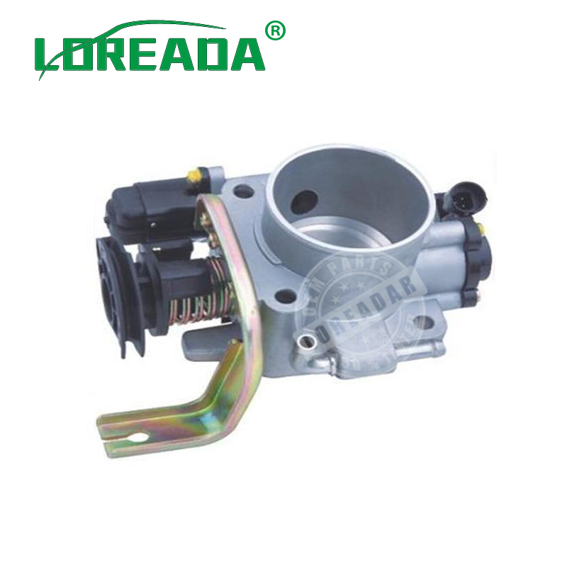 Perfect Unit Auto Valve Mechanical Throttle Body for Great Wall Hover H3 H5 system Bore Size 55mm