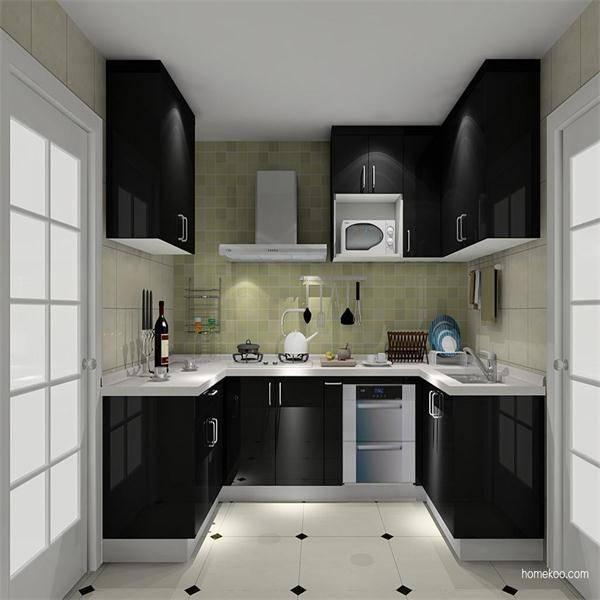 acrylic kitchen cabinet door