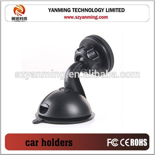 Magnetic car mount holder for mobile phone