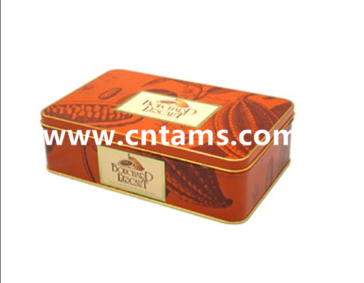 tam's tin for food packing