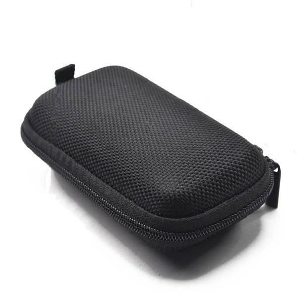 Custom eva hard case with black velvet inner