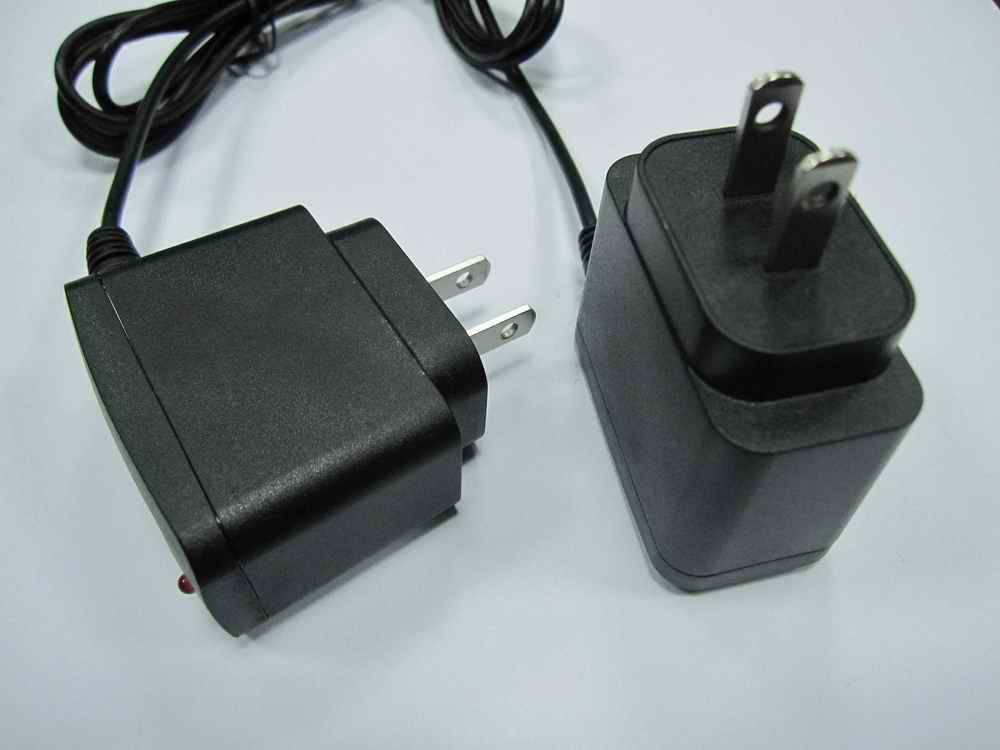 5W Wide Voltage efficient power adapter