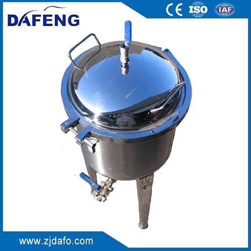 Flange Connection stainless Steel Bag Filter