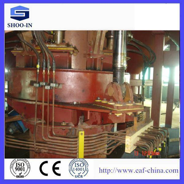 ISO9001 and ISO14001 certificated ferronickel furnace