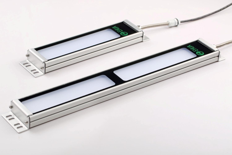 JL81 Flat panel machine lamp-Fixed bracket structure Tube Linear lighting