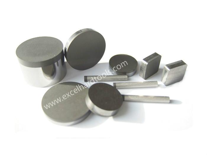 Polycrystalline cubic boron nitride blanks for cutting tool
