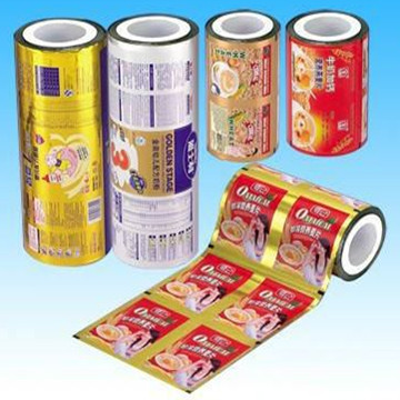 Food packaging rollstock