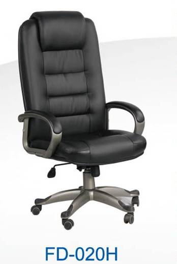 Executive Eames Office Chair with Multifunction Mechanism, Aluminum Base, for Conference