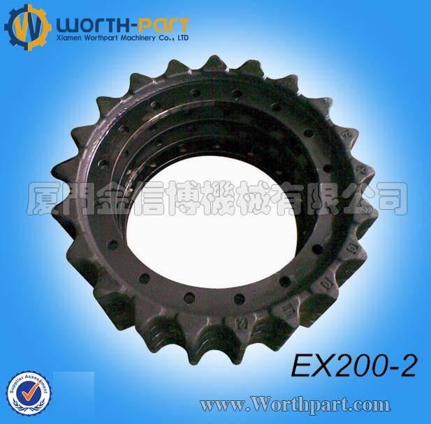 EX200-2 Hitachi Excavator Sprockets