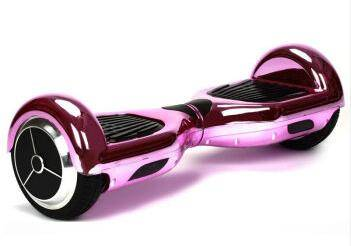 Self-balancing two-wheeled vehicle motor vehicle body being intelligent adults two children Segway s