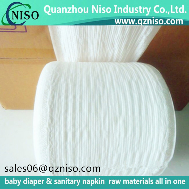 Hot Sale Elastic Waist band Raw Material for Diapers manufacturer