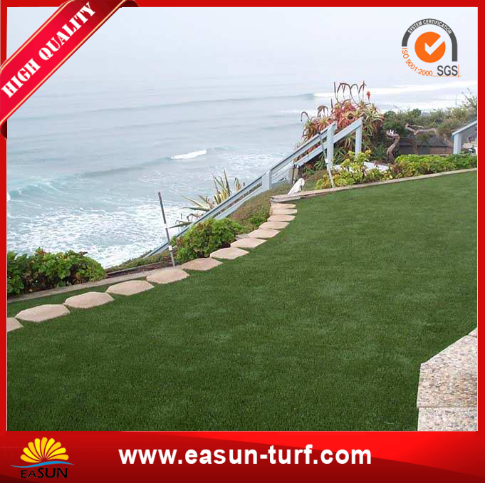 Fake Grass Synthetic Lawn for Landscaping Decor-MY