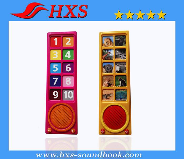 Wholesale Price Electronic Educational Music Sound Module for Books