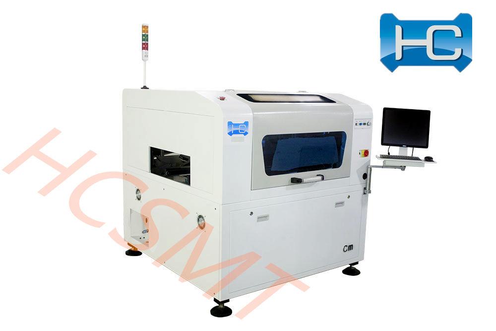 CP400 PCB board High Precision Screen Stencil Printer