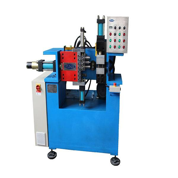 FUNS® Automobile air conditioning pipe device classes -3 Position Tube End Processing Machine