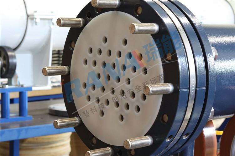 Silicon carbide High Performance Heat Exchanger