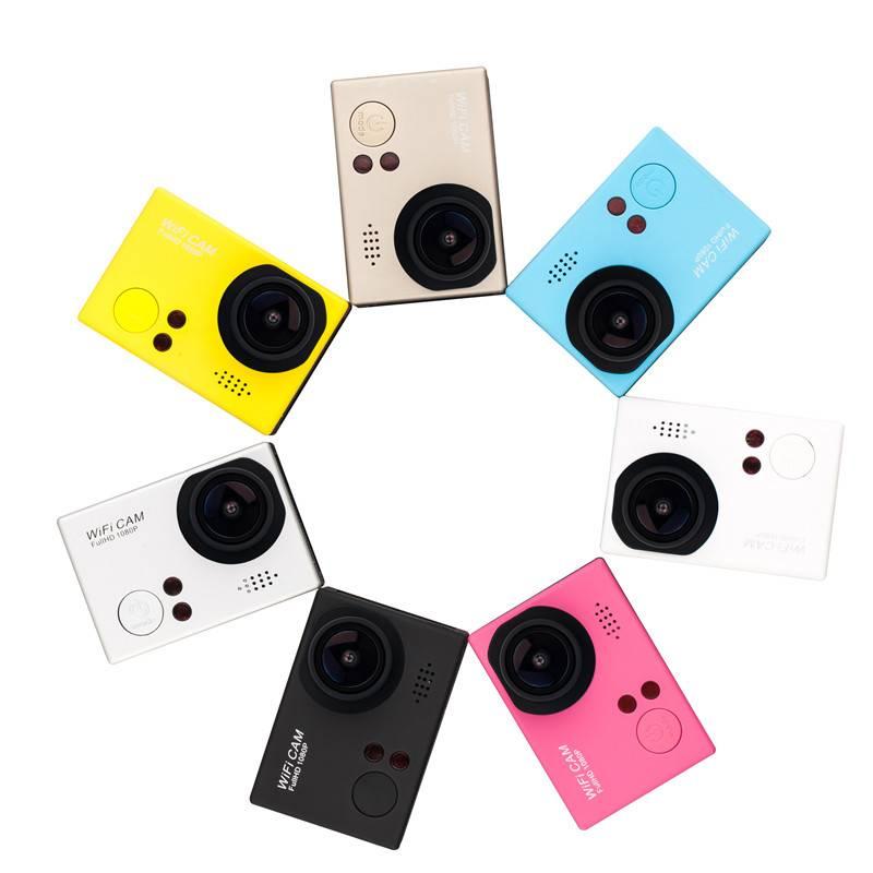H2008 Best Price Waterproof 1080P HD Mini Camera WiFi Camera for Sale