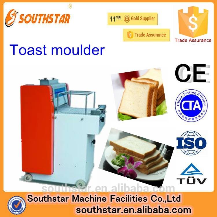 Hot Sale Reliable Quality Easy Operation Bread Toast Moulder