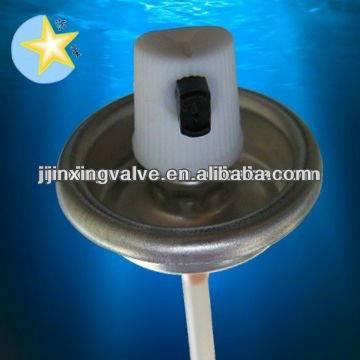 Jinxing metered aerosol  valve