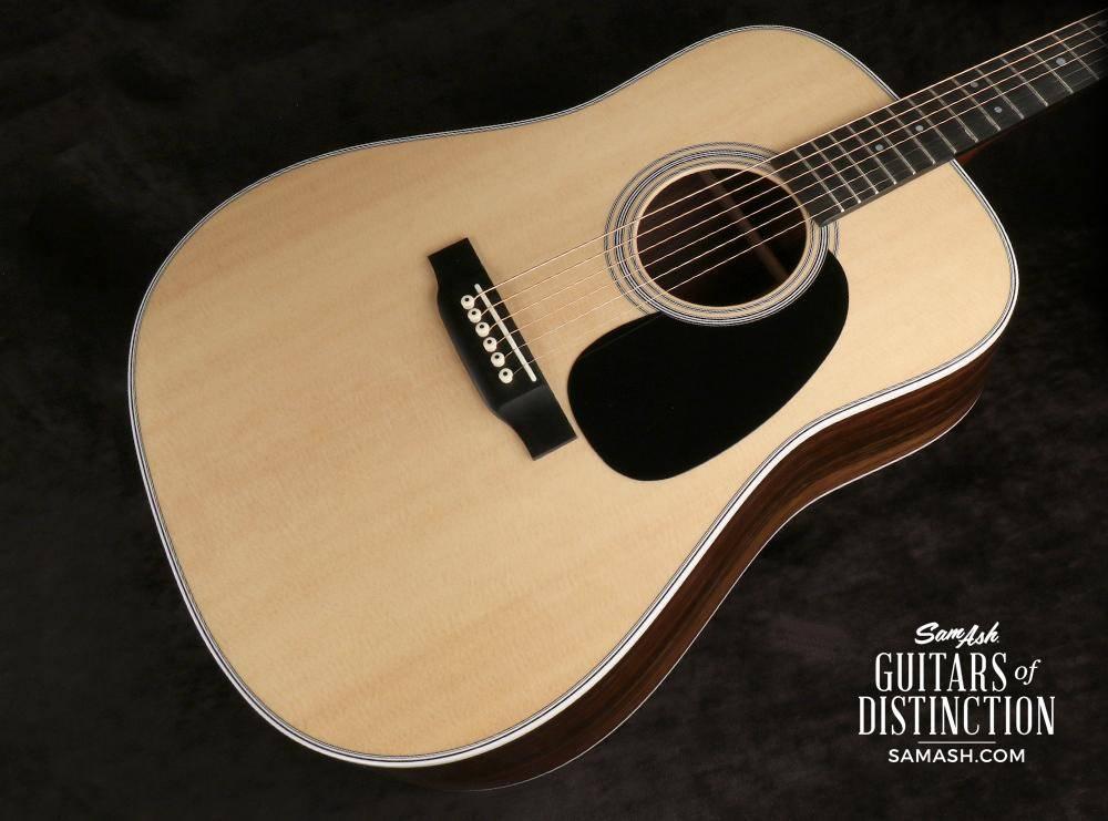 Martin D-28 Dreadnought Acoustic Guitar (SN:1963305)