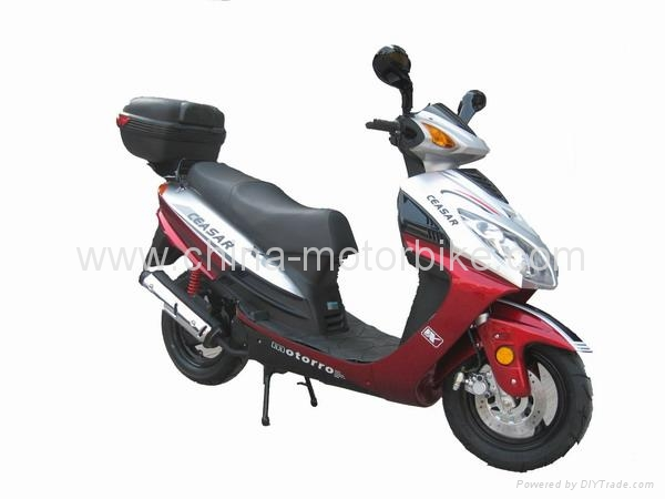 China Scooter 50QT EEC