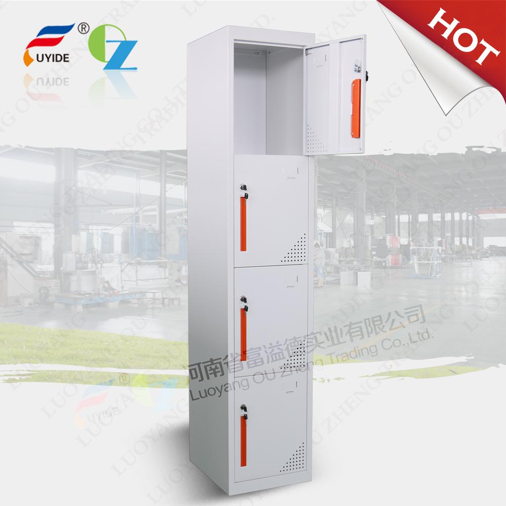 Trendy steel gym lockers/metal school lockers/metal locker