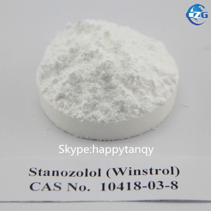 Best Price and High Quality Stanozolol Winstrol Powder CAS 10418-03-8