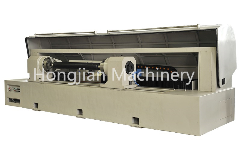 Multiple Beam Laser Engraving Machine for Coated Gravure Cylinders for Embossing Industry