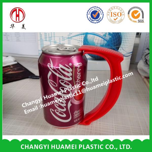 Plastic Coke Water 120z Bottle Handle