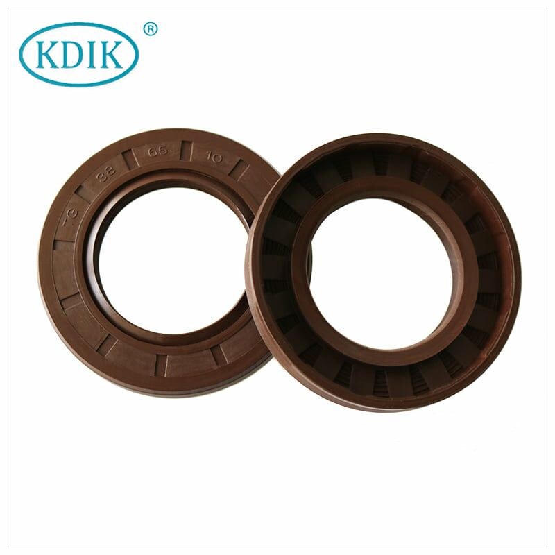 Shaft Oil Seal TC Type Size Rubber Covered Double Lip NBR FKM