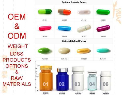 Weight Loss product OEM ODM