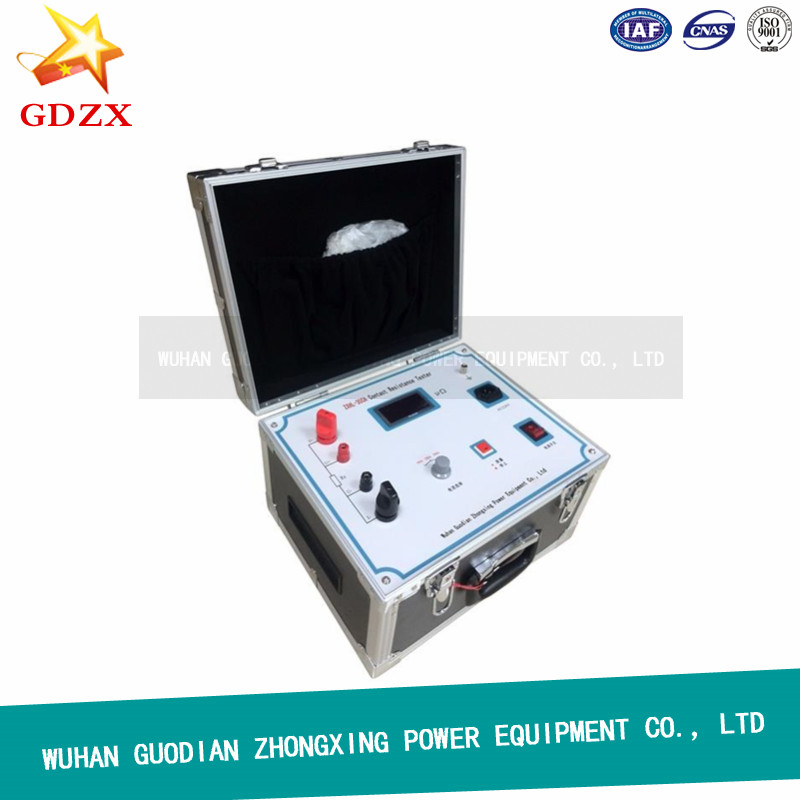 200A digital Switch contact loop resistance tester ZXHL-300A