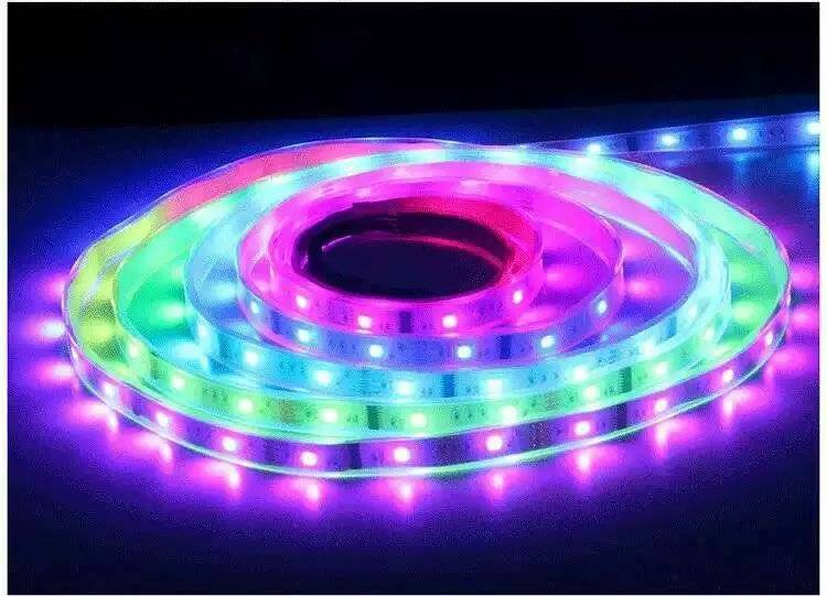 LED STRIP LIGHT,SK6812RGB-P8, 30L-30LED/60L-60LED/74L-74LED/96L-96LED/144L-144LED,IP20/IP65/IP68,505