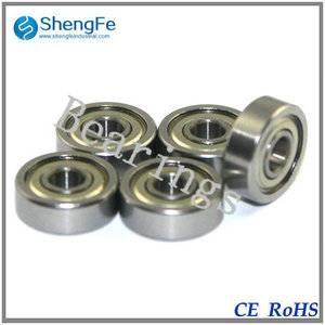 R166ZZ Ball Bearings