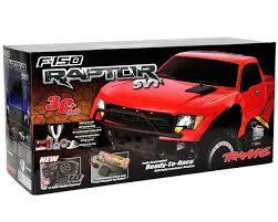 New Traxxas 58064 Ford F-150 SVT Raptor Scale 1/10