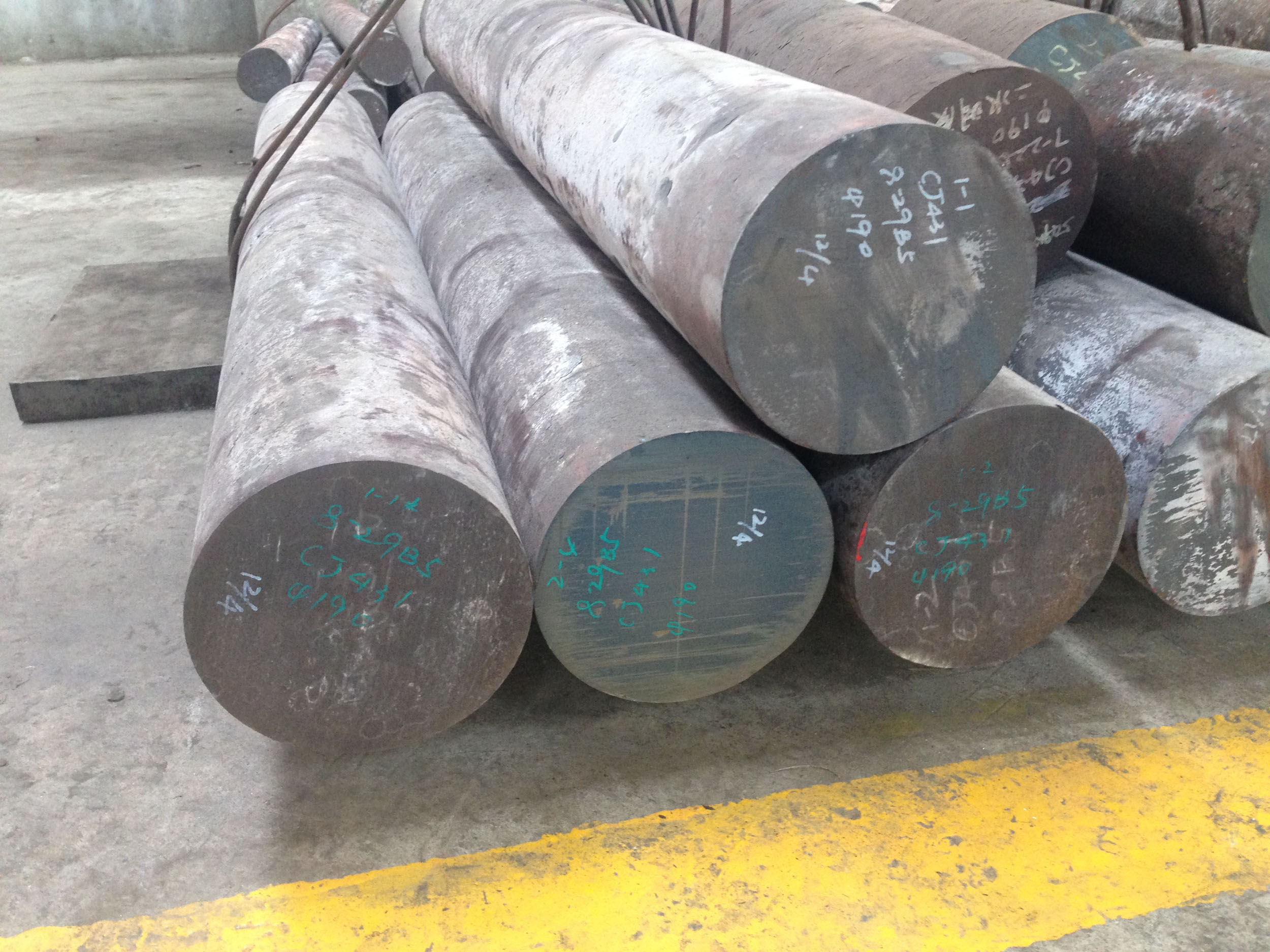 AISI 431 / EN 1.4057 ( 1.2787 ) / DIN X17CrNi16-2 stainless steel round bars