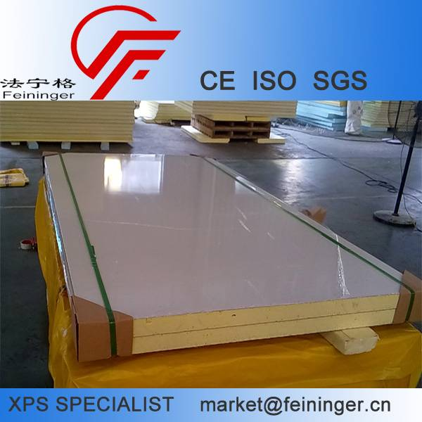 Extruded Polystyrene Cold Room Panel
