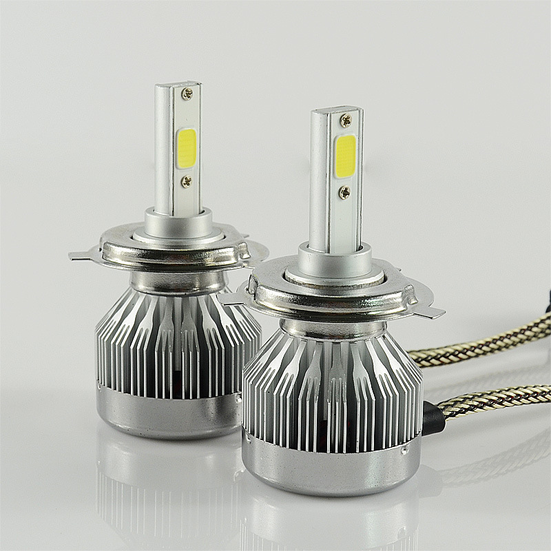 OEM 36W 3000LM LED Headlight Bulb kit IP68