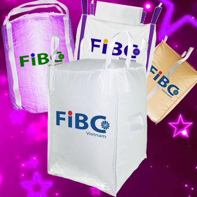 Pp woven fibc bag in Vietnam 200kg - 3000kg