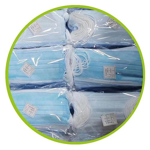 3ply civilian protect face mask