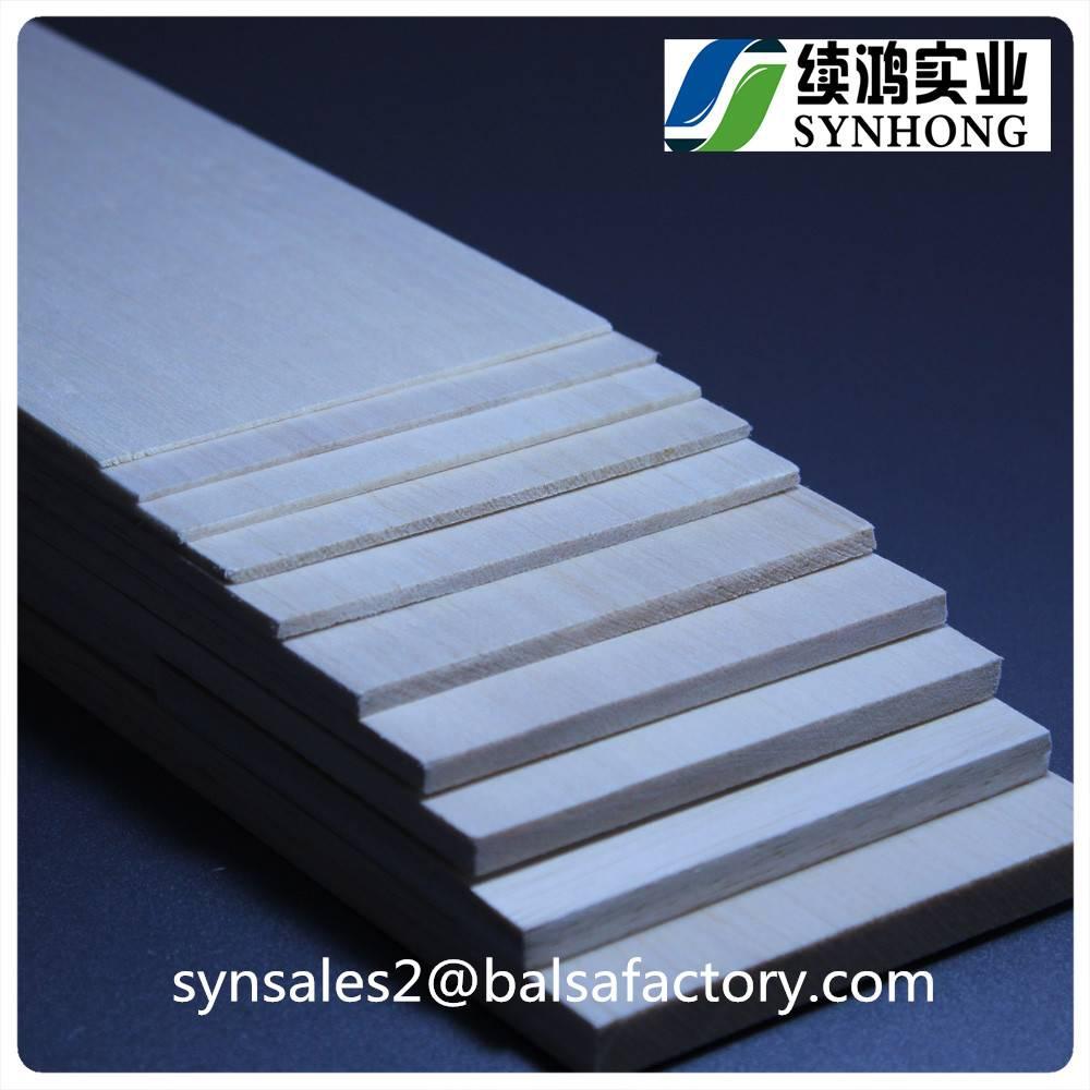 Balsa Wood Planks Free Samples