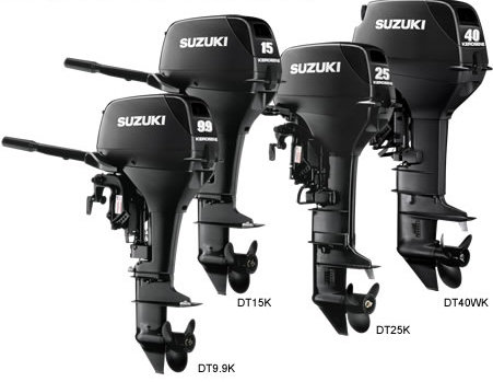 Suzuki Kerosene Outboard Engines for Sale