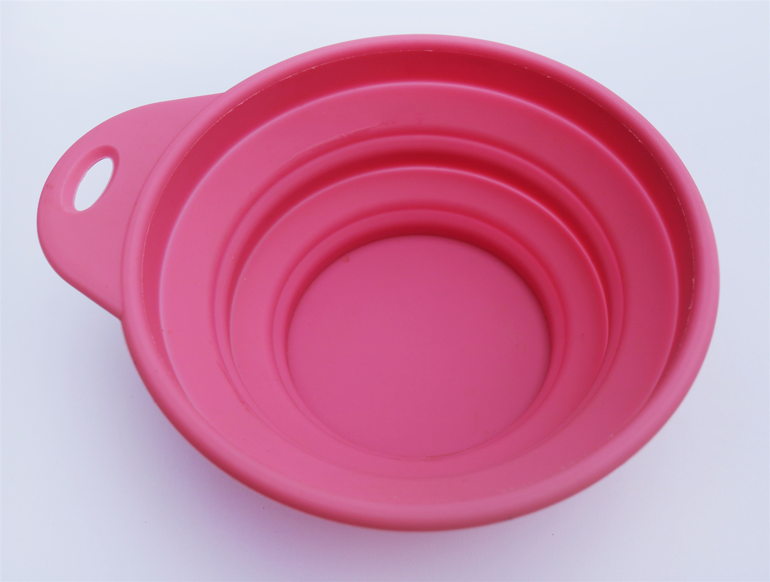 Silicone Bowl with Lid 500ML 1000ML for Outdoor Camping, Travel, Hiking and Indoor Home Kitchen, Off