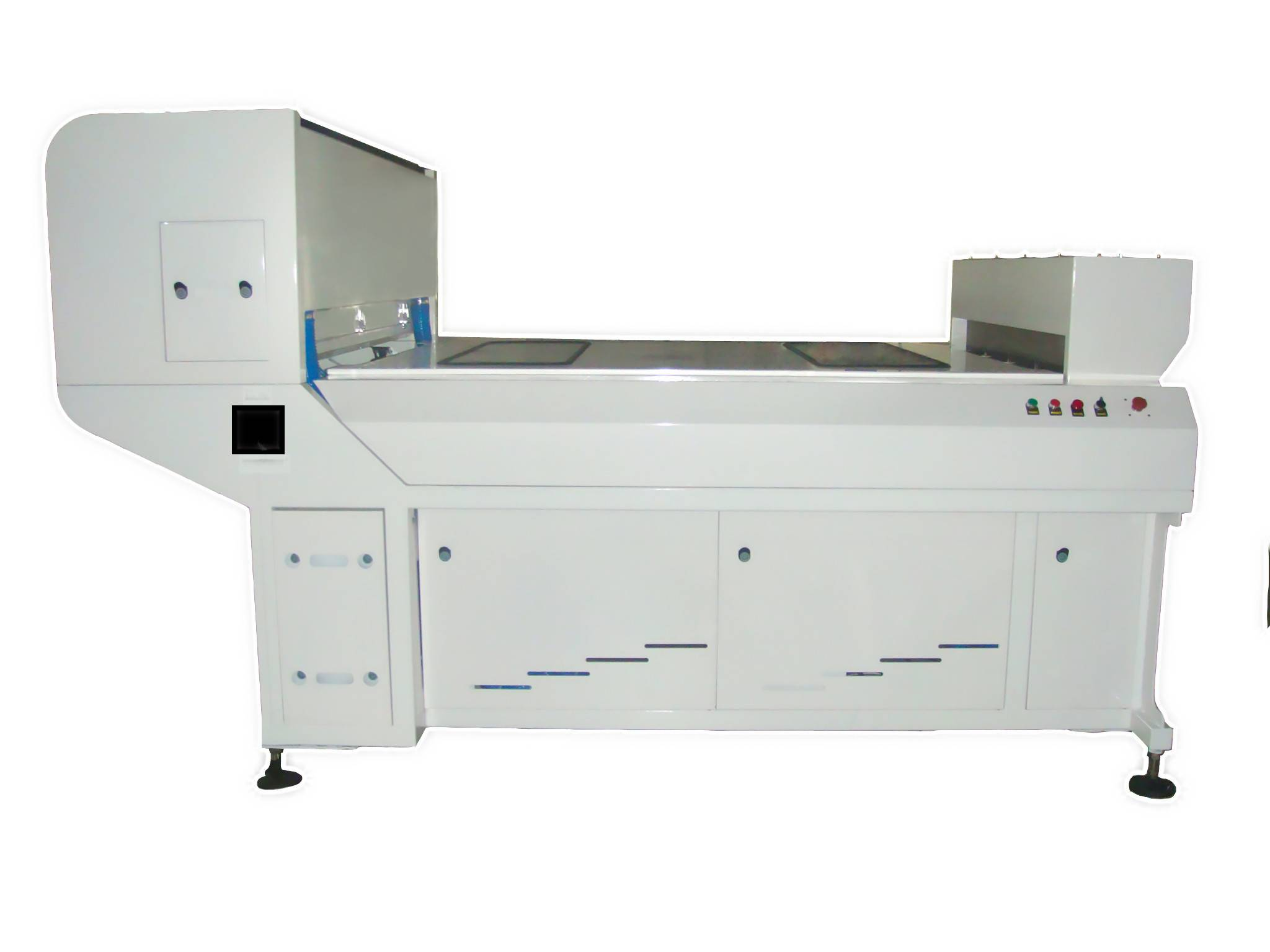 Beltscan CCD Color Sorter